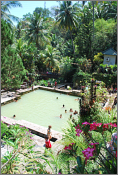 Air Panas (Banjar Hot Springs)