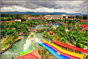 Waterpark Gran Surya Seririt